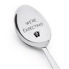 We're Expecting Spoon- Pregnancy Announcement Spoon- Best... https://www.amazon.com/dp/B01AIP14I8/ref=cm_sw_r_pi_dp_HniIxbFRN0FKD