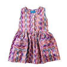 PARAKEET DRESS // Jed & Marne
