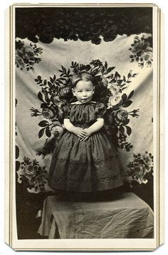 Young Girl, Hidden Mother