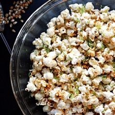 Mexican Popcorn - 10 Minutes to whip up & LOADED with intense and wonderful flavors!