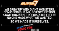Super7 brings their brilliance to New York Comic Con! #Alien #Convention #Exclusive #Movie #MummyBoy