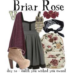 30 Day Disney; 20 - Briar Rose