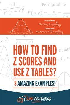 calculating z-scores with calcworkshop Algebra 2, Calculus, Math Tutor, Math Skills, Geometry Practice, Mental Calculation, Math Help, Learn Math, Math Courses