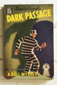 Dark Passage by David Goodis