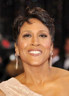 Robin Roberts is a strong beautiful woman inside and out.  Lets keep her in our prayers while she fights Cancer again... www.womenwhoinfluence.com