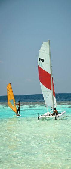 Lily Beach...Maldives...