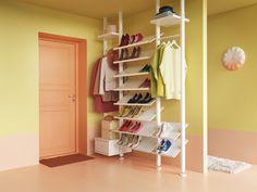 Inloopkast Van Elfa : 16 beste afbeeldingen van elvarli dressing room elvarli ikea en
