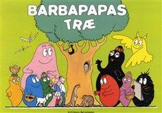Barbapapas træ af Annette Tison