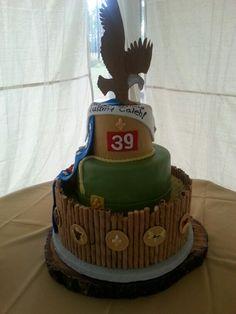 Austin's Eagle Scout cake
