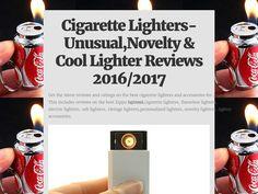 Cigarette Lighters-Unusual,Novelty & Cool Lighter Reviews 2016/2017