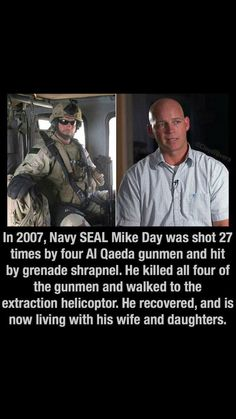Navy Seal Badass