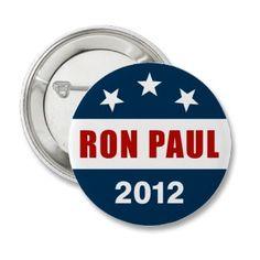 Ron Paul 2012 [round] Button
