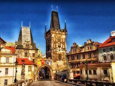 Cost living in Prague, Czech Republic low tax countries in Europe Living In Europe, Cost Of Living, Bratislava, Budapest, Hotel Rewards, Charles Bridge, Prague Czech Republic, Journey, Travel Around The World