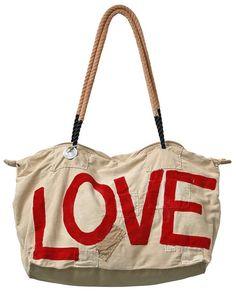 Weekend Bag LOVE