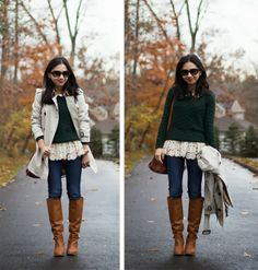 Fast Food & Fast Fashion | a personal style blog: The Fall Standard (+ Unpeelable Layers)
