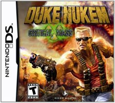 Duke Nukem Critical Mass  Nintendo DS >>> Be sure to check out this awesome product.