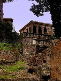 Rome - Temple of Romulus