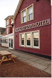 The Chieftain Hotel In Inverness Offers Bed And Breakfast Accommodation Within A Drive Of City Centre Train Station