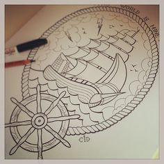 C x I x D. Ship. by ~EdwardMiller on deviantART