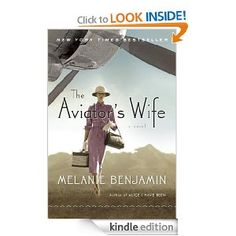 Amazon.com: The Aviator's Wife: A Novel eBook: Melanie Benjamin: Kindle Store   Our book club just finished this book and it is great.  Lots of things to discuss!
