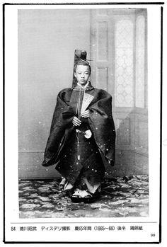 徳川昭武。徳川斉昭(水戸)の18男、徳川慶喜の弟にあたる。