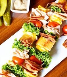 Stick Sandwiches