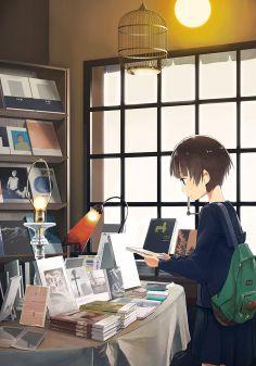 ケイブンシャの書籍 #anime #illustration