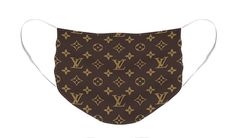 Edit Item in Shopping Cart: Louis Vuitton Texture Max Huber, Fashion Mask, Masks For Sale, Tag Art, Mask Design, Basic Colors, Usa Flag, Louis Vuitton Monogram, Colorful Backgrounds