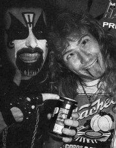 King Diamond & Dave Mustaine