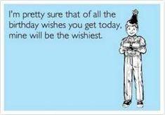 25 Funny Humor Birthday Quotes #sayings