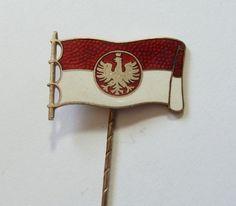 Odznaka Samarytanin Polski. Ładna. (536)