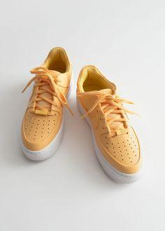 NIKE WMNS AIR FORCE 1 '07 ESS AO2132801 | Orange | 84,99 ? | Sneaker | ? ?