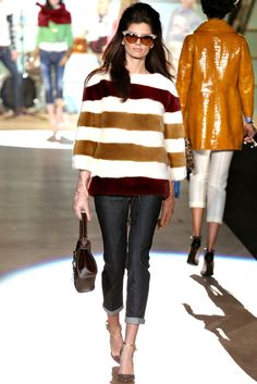 FUR - Dsquared² Fall 2012 Ready To Wear - Autunno Inverno 2012 2013