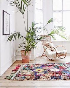 In love. #inspi #deco #berbere #lovelycarpet #moumoute #lovelyroom #artyme