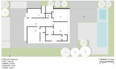 Casa Carrara,Planta Primer Piso