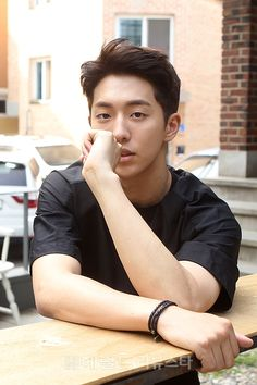Nam Ju Hyuk an interview for magazine agains he is work hard Korean Star, Korean Men, Asian Men, Asian Guys, Park Hae Jin, Park Seo Joon, Asian Actors, Korean Actors, One Yg