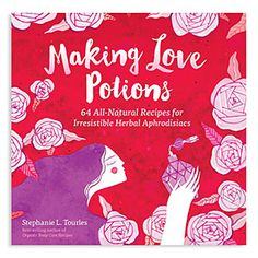 This book shows how to make potions, but it doesn't require any Phoenix Down (it also won't Resurrect you, so clearly there are some tradeoffs). From massage oils to bath salts, this book walks you through 64 different aphrodisiac options for DIYers.