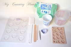 MY COUNTRY HOME: tutorial