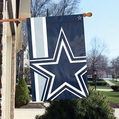 Bold Logo Flag - Dallas Cowboys