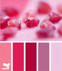 pomegranate pink