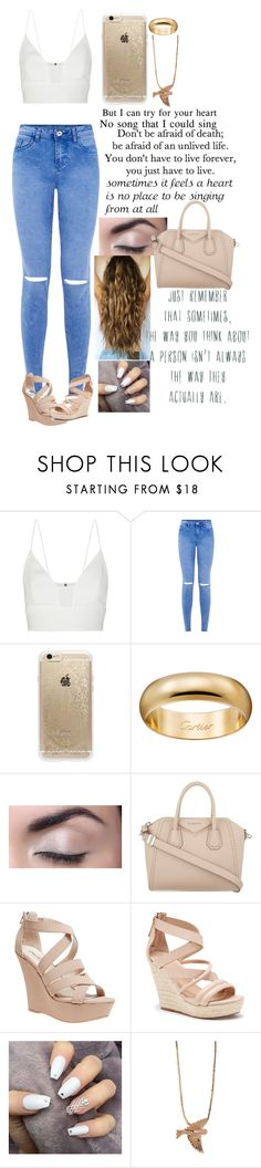"""Untitled #629"" by trustsalvatore ❤ liked on Polyvore featuring Narciso Rodriguez, Rifle Paper Co, Givenchy, Wet Seal, Joe's Jeans and PP From Longwy"