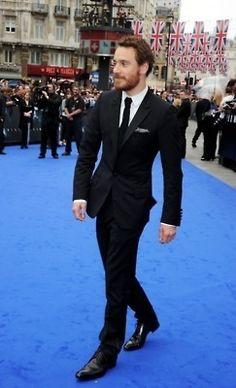 #23-he rocks a sweet tux and ginger beard!!!! ;)