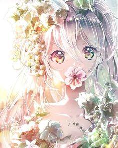Trendy ideas for drawing anime girl cute Anime Chibi, Manga Anime, Fan Art Anime, Anime Artwork, Anime Art Girl, Anime Girls, Manga Kawaii, Kawaii Anime Girl, Pretty Anime Girl