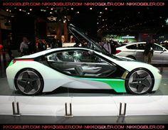Mixed Greens. #NMFallTrends  BMW Car 2014 Clean Green