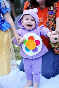 Easy No-Sew Care Bears Costume - this costume is so simple and such fun! sponsored #StreamTeam | DIY Halloween Costumes | Pinterest | Care bear costumes ...  sc 1 st  Pinterest & Easy No-Sew Care Bears Costume - this costume is so simple and such ...