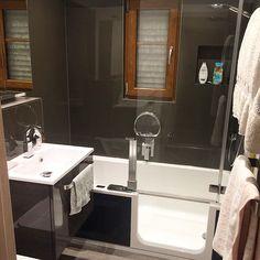 die 38 besten bilder von kleine badezimmer mit badewanne small half baths showers und small. Black Bedroom Furniture Sets. Home Design Ideas