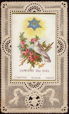 ...holy card