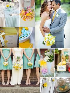 Navy & yellow | Wedding Planning | Pinterest | Navy, Wedding ...
