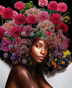 Creative project involving nature - specifically flowers and models with gorgeous hair by ...  Digital artist: @pierre_artista   Muse: @maggi_cube   by @fireshone   Shared by: @yesladypheOnix  Want a feature to our millions of followers across our blog and social media accounts? Here's how to do it:  1. List 3 or 4 works of your art for sale on www.artFido.com and include the tag #artFidoNAAS in the artwork description  2. Share your artFido listings with your contacts to help you sell your…