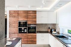 galeria kuchnia z jadalnią - Bing Obrazy